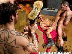 Hotter Than Hell 2 - Scene