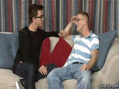 Seth Roberts And Tucker Bradley