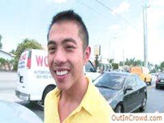 Guy Picks Up Asian Guy For Sex By Outincrowd