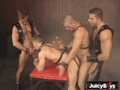 Julian Vincenzo Orgies Fourplay, S02