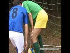 Soccer Field Sex