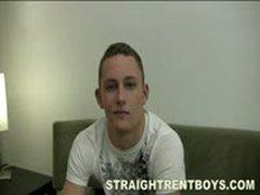 Straight Rent Boy Trevor