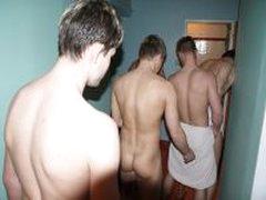 Sauna Club-Toilet Action