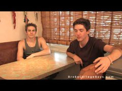Broke College Boys - Eric And Reigner
