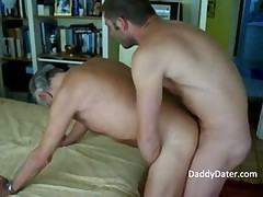 Younger Stud Fucks Old Man