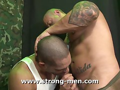 Military Oral Sex