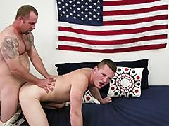 Staff Sergeant John And Sergeant Brent